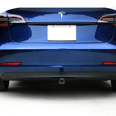 Tesla Model 3 tow hitch | by Stealth Hitches