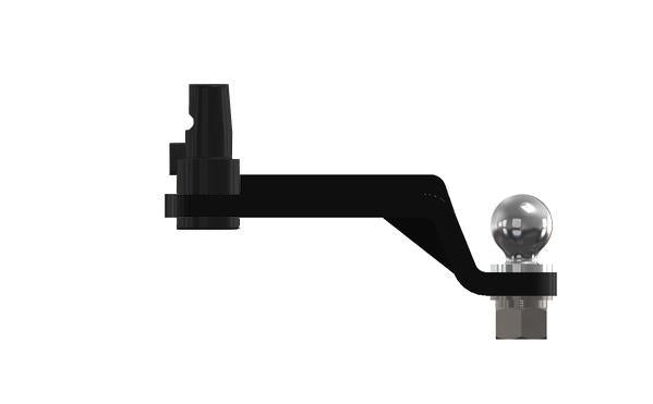 Hitch Ball Mount | U1L Ball Mount | by Stealth Hitches
