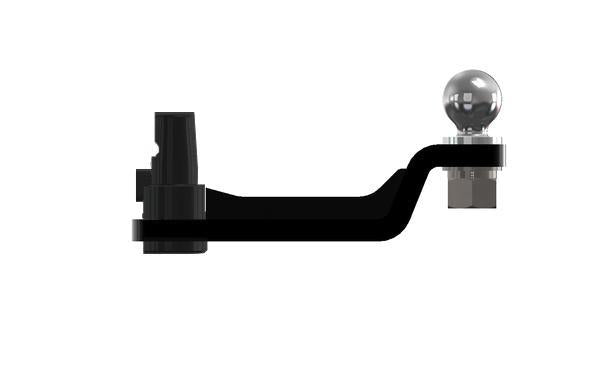Ball Mount for Hitches | by Stealth Hitches