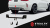 Land Rover Discovery L462  Hidden Trailer Hitch I by Stealth Hitches