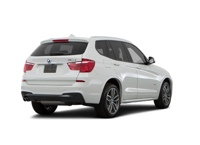 BMW X3 Hitch | for Model X3 sDrive 28i (F25) Year 2011 to 2014 | by Stealth Hitches