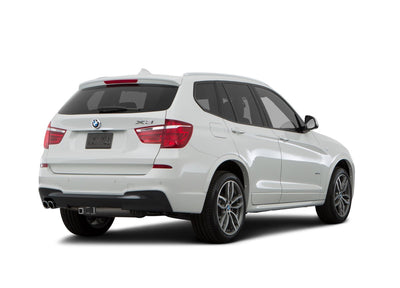 BMW X3 Hitch | for Model (F25) Year 2011 to 2014 | by Stealth Hitches