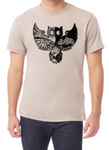 Black Outside Owl T-shirt