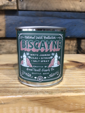 Good & Well Supplies- Biscayne Candle