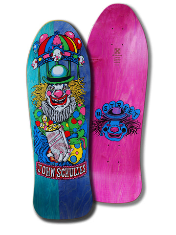 JOHN SCHULTES KLOWN OG RE-ISSUE B SERIES