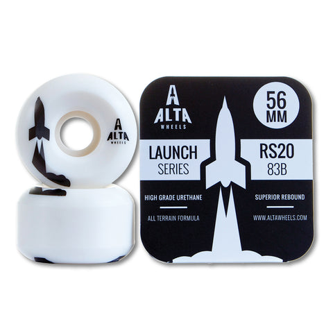 ALTA WHEELS <p>56MM LAUNCH