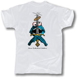 SWORD AND </p>COOKIE SKULL TEE