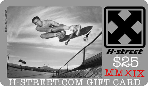 H-STREET GIFT CARD