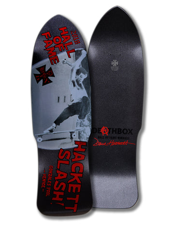 DAVE HACKETT HALL OF FAME DECK