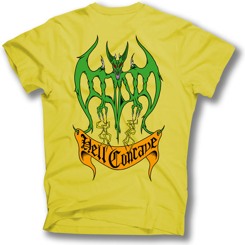 TONY MAG </p> HELL CONCAVE TEE