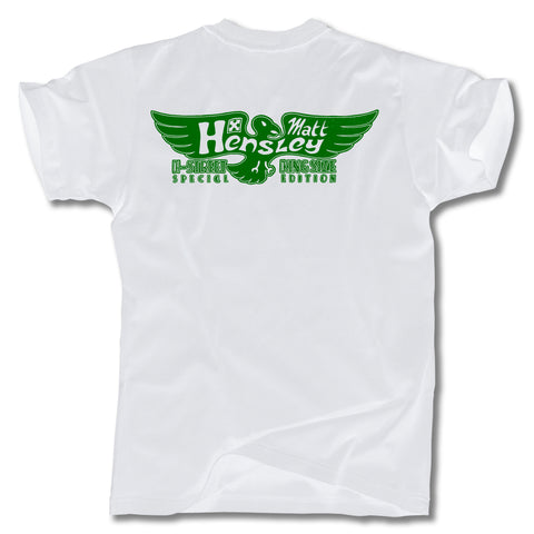 MATT HENSLEY HALL OF FAME EAGLE TEE