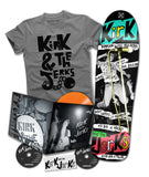 KIRK & THE JERKS </p> SPECIAL EDITION PACKAGE
