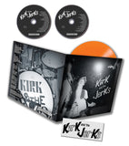 KIRK & THE JERKS </p> DISCOGRAPHY