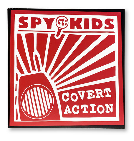 SPY KIDS </p> COVERT ACTION