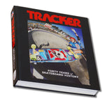 TRACKER TRUCKS 40TH ANNIVERSARY BOOK