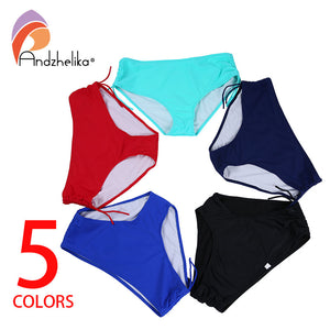 2018 Bikini Bottoms Plus Size XL-8XL Sport Adjustable Briefs - 5 Colours