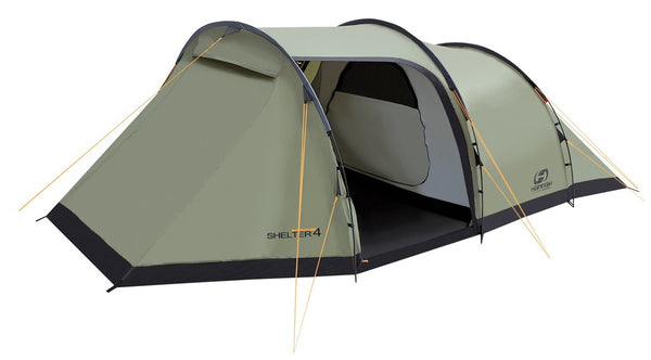 Shelter 4-Person Tent