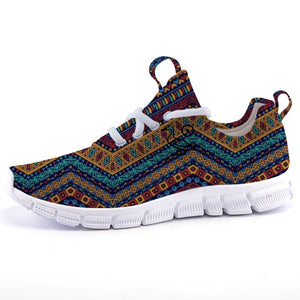 Lightweight fashion sneakers casual sports shoes