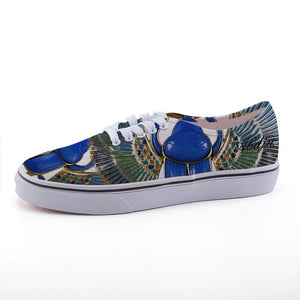Low-top fashion canvas shoes