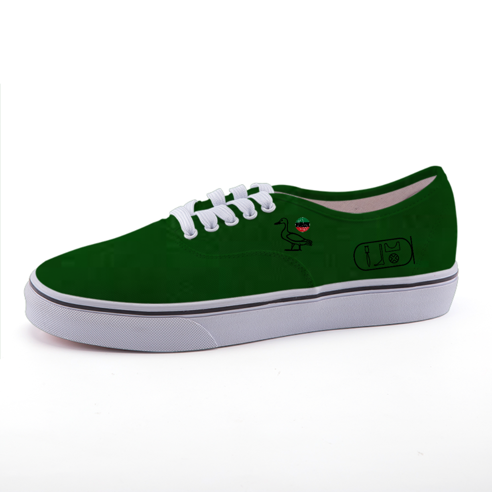 Abdju boat shoe(Low-top fashion canvas shoes)