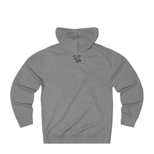 Saneter Tv(Unisex French Terry Hoodie)