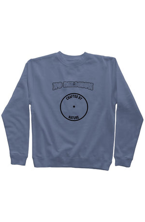 No Religion Crafted by nature (Independent Pigment Dyed Crew Neck)