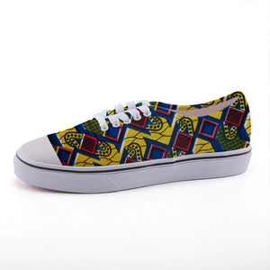 Abdju`s (Low-top fashion canvas shoes Abdju West Africa)
