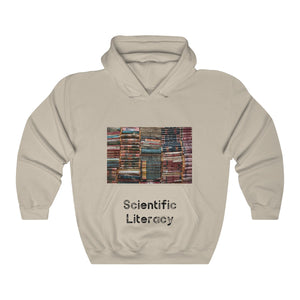 Scientific Literacy (Unisex Heavy Blend™ Hooded Sweatshirt)