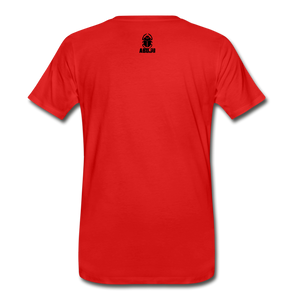 Amen Ra Squad(Men's Premium T-Shirt) - red
