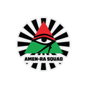 Amen Ra squad(Kiss-Cut Stickers)