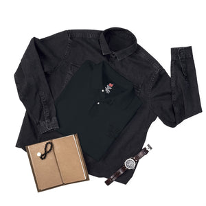 Men's SaRa(Polo Shirt)