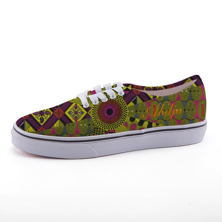 Abdju`s -Low-top fashion canvas shoes(Abdju West Africa)