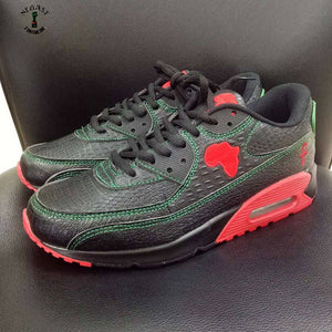 African Running Shoe - Black