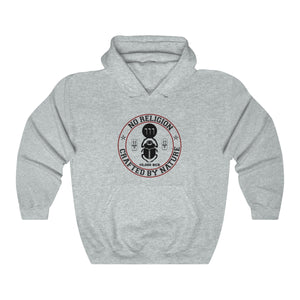 (No Religion)Unisex Heavy Blend™ Hooded Sweatshirt