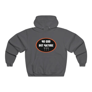 No Religion (Men's NUBLEND® Hooded Sweatshirt)