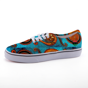 Abdju West Africa(Low-top fashion canvas shoes)