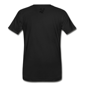 The Movement (Men's Premium Organic T-Shirt) - black