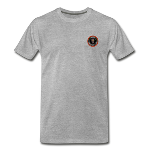 Mossi Clan(Men's Premium T-Shirt) - heather gray