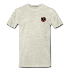 Mossi Clan(Men's Premium T-Shirt) - heather oatmeal
