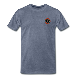 Mossi Clan(Men's Premium T-Shirt) - heather blue