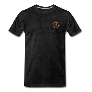 Mossi Clan(Men's Premium T-Shirt) - charcoal gray