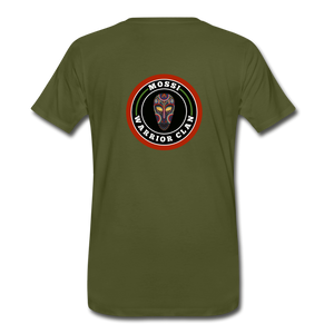 Mossi Clan(Men's Premium T-Shirt) - olive green