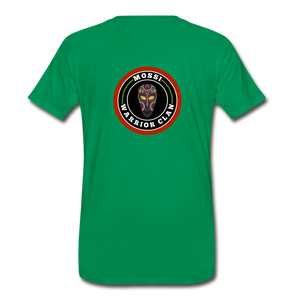 Mossi Clan(Men's Premium T-Shirt) - kelly green