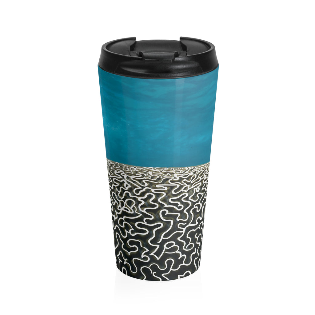 Cerebro Stainless Steel Travel Mug