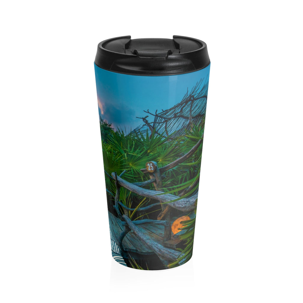 Azulik Stainless Steel Travel Mug