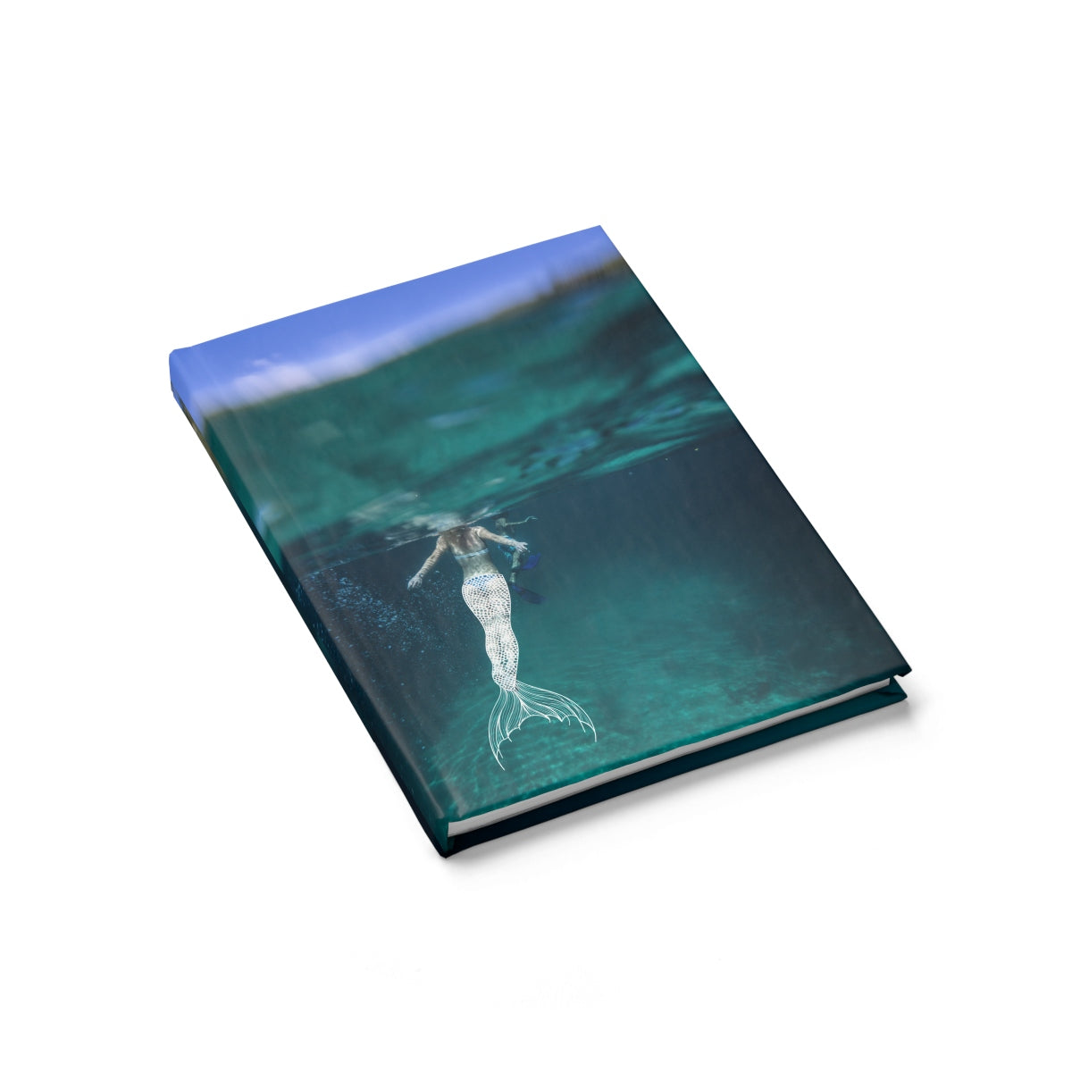 Sirena - Lined Journal