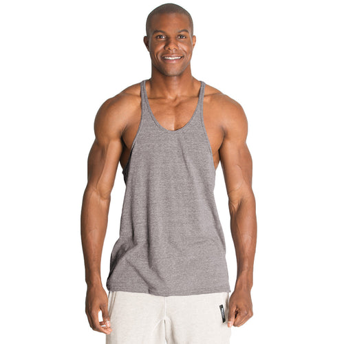 Men's Triblend Stringer Tank Top - 3001-TRI