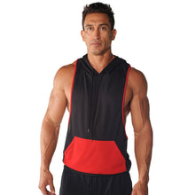 Dri-Fit Contrast Pocket Stringer Hoodie - 5300