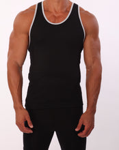 Ribbed Workout Tank Top - 3077