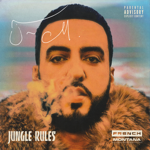 French Montana Jungle Rules Autographed CD + Digital Download